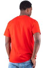 Jaza Fashion Jaza Fashion Herren T-Shirt in Red