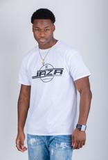 Jaza Fashion Jaza Fashion Herren T-Shirt en Blanc