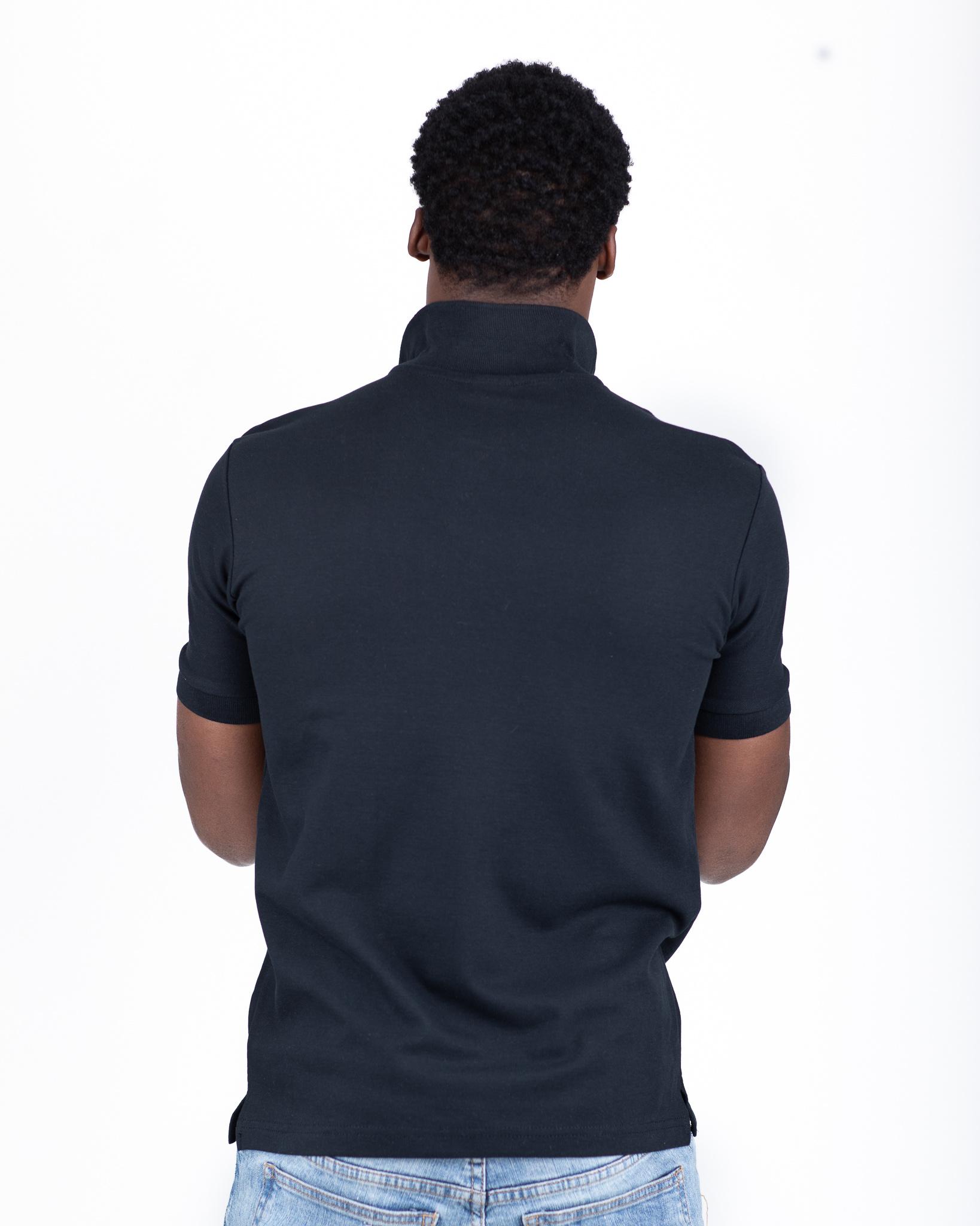 Jaza Fashion Jaza Fashion Polo shirt Black