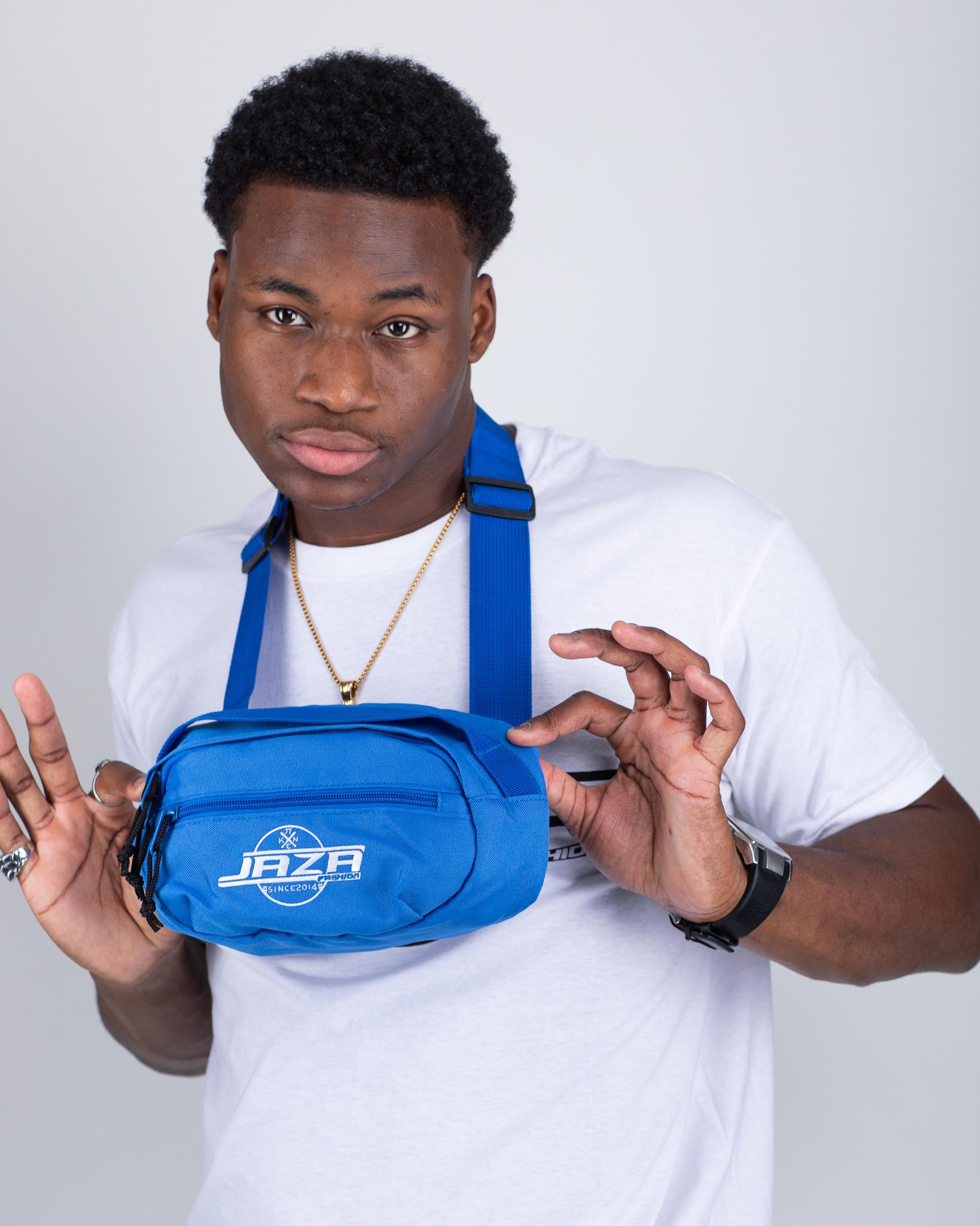 Jaza Fashion Jaza Fashion Crossbody Sac en Bleu