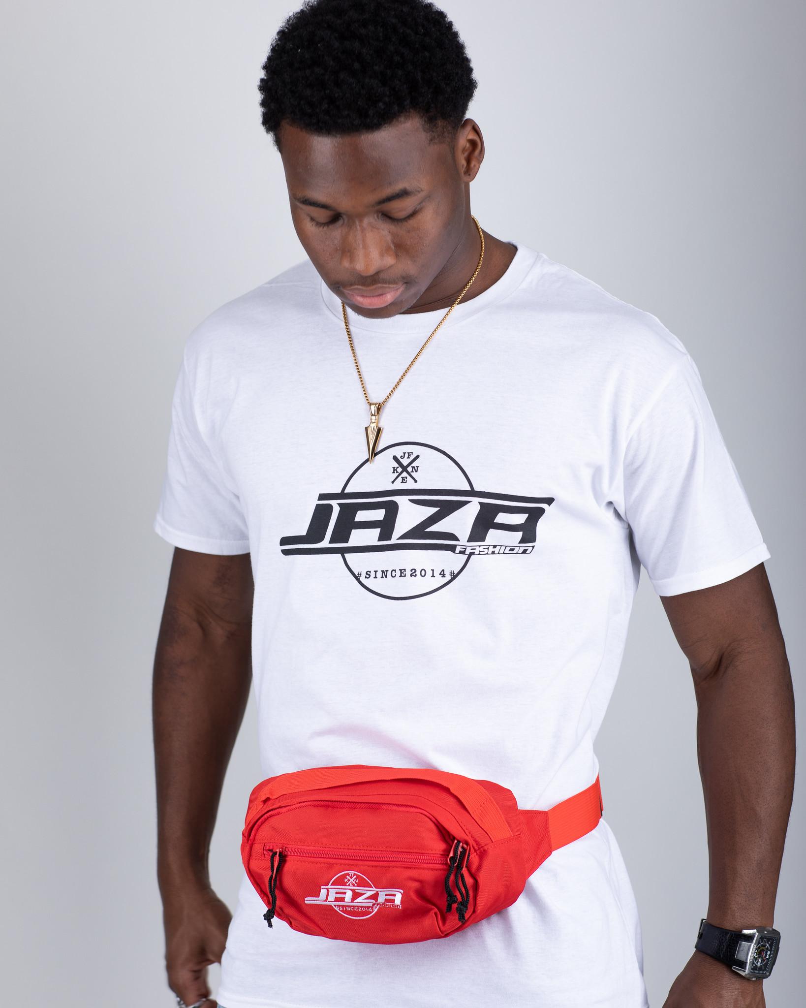 Jaza Fashion Jaza Fashion Crossbody Sac en Rouge