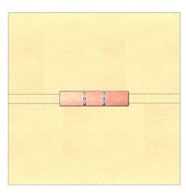 Gymnova Configuratie mat paard met bogen