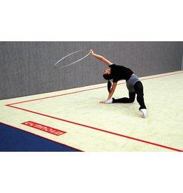 Gymnova Ref. 6655 -  Ritmische Gymnastiek wedstrijdtapijt FIG