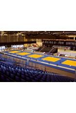 Agglorex AJ104 - Judomat 1 m x 1 m x 4 cm