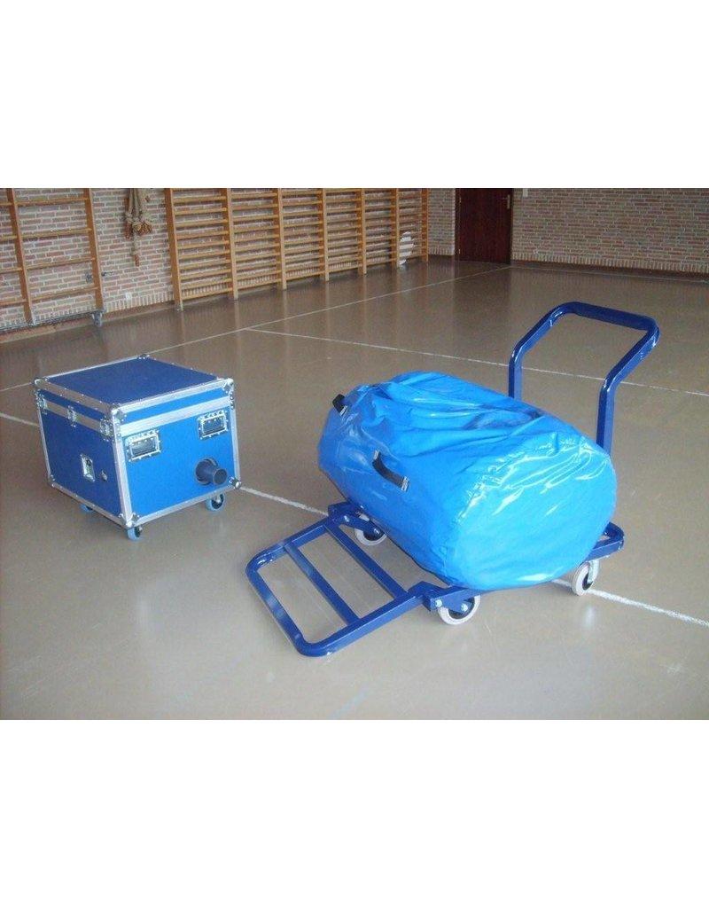 J4400200 - Kar voor rolmatten of Airtrack