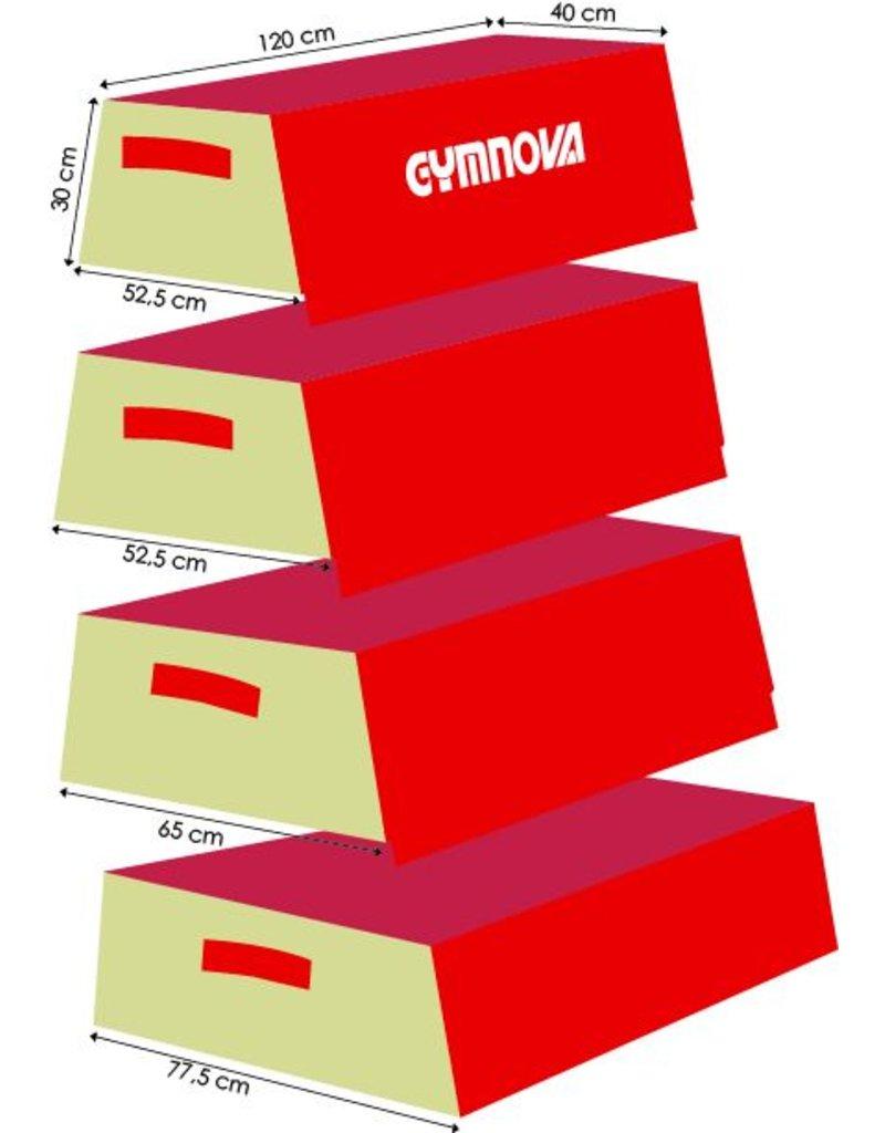 Gymnova Ref. 0261 - Grote trapezium mousse module