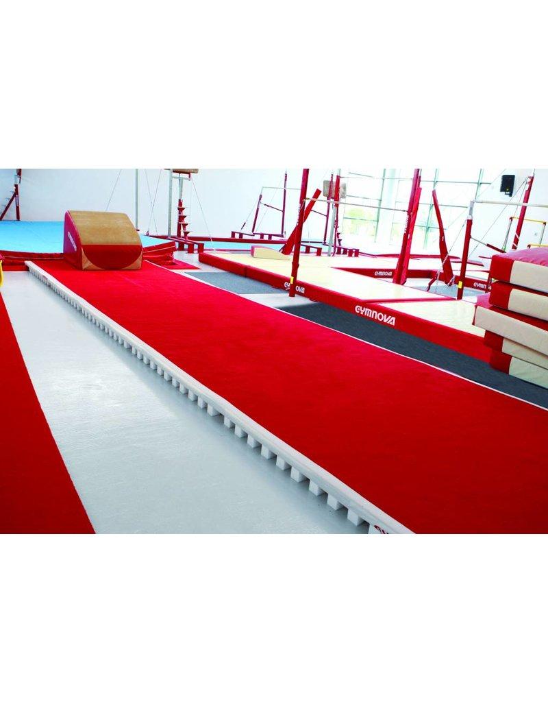Gymnova Ref. 6186 - Plankenvloer met mousse en tapijt