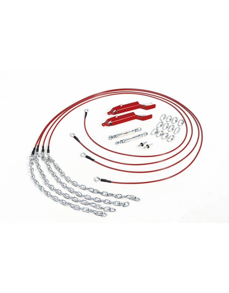 Gymnova Ref. 3011 - Standaard kabels