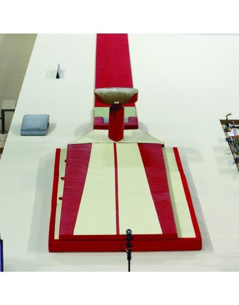Gymnova Set FIG matten voor sprong