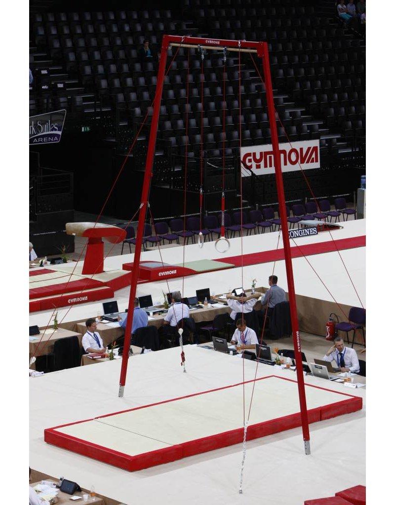 Gymnova Ref. 3770 - Ringportiek voor wedstrijden met regelbare veerkracht