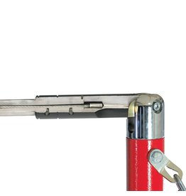 Gymnova Ref. 3117 - Rek-stok met veiligheidskabel