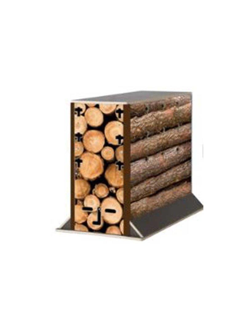 CS 400003 - Wall groot Timber - gepersonaliseerd