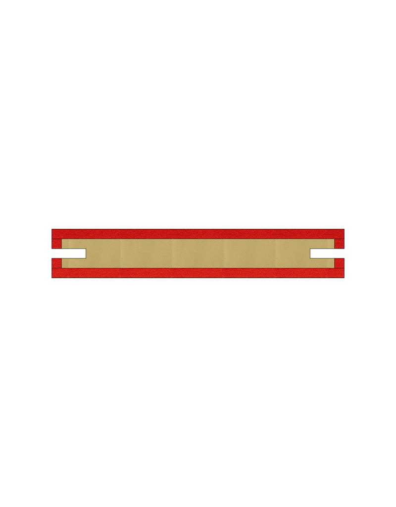 Gymnova Ref. 1647 - Landingsmat 300 x 50 x 20 cm - voor rekstok