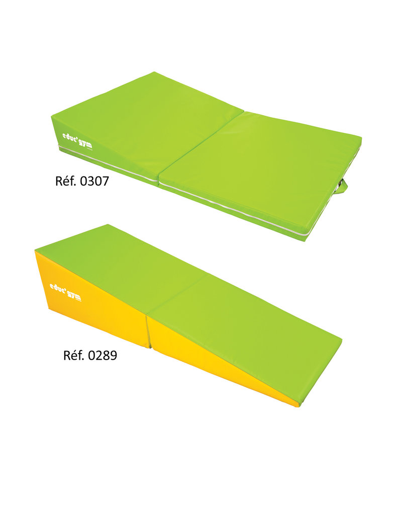 Ref. 0289 - Hellende module plooimodel 200 x 70 x 48 cm