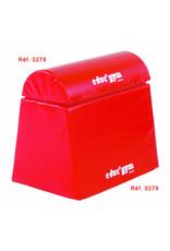 Ref. 0278 - Kleine lage module halve cilinder 90 x 40 x 20 cm