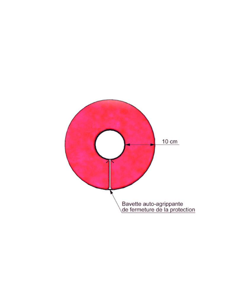 Gymnova Ref. 2454 - Cilindervormige paalbescherming voor binnen en buiten