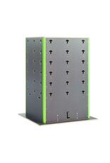 CS 400303 - Cube Rock klein - gepersonaliseerd langs 2 zijden