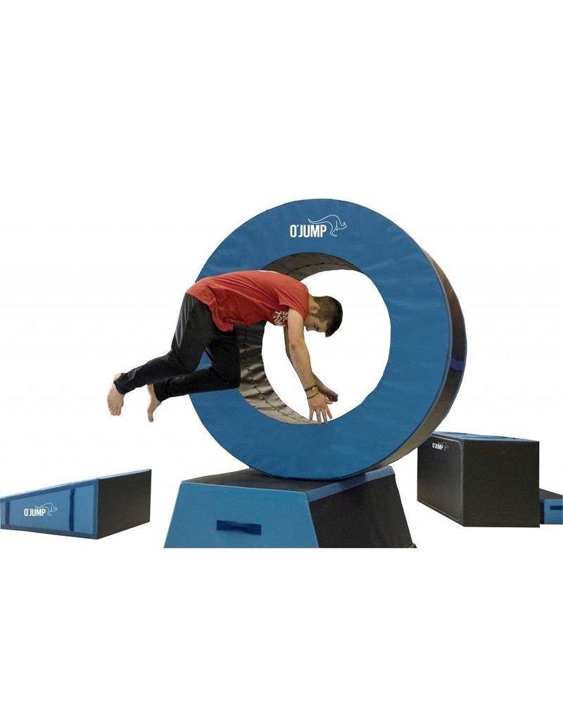 Gymnova Ref. 940 - Compelete set van alle Urban Gym modules