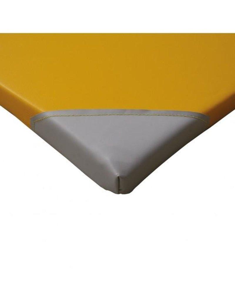 Ref. 117 - Turnmatje 200 x 100 x 4 cm -versterkte hoeken