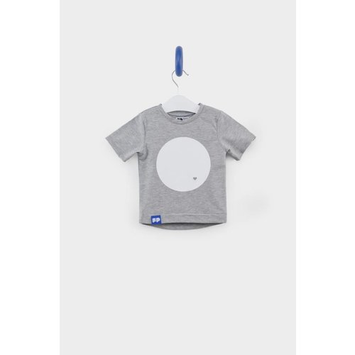 From Paris UNISEX GREY T-SHIRT