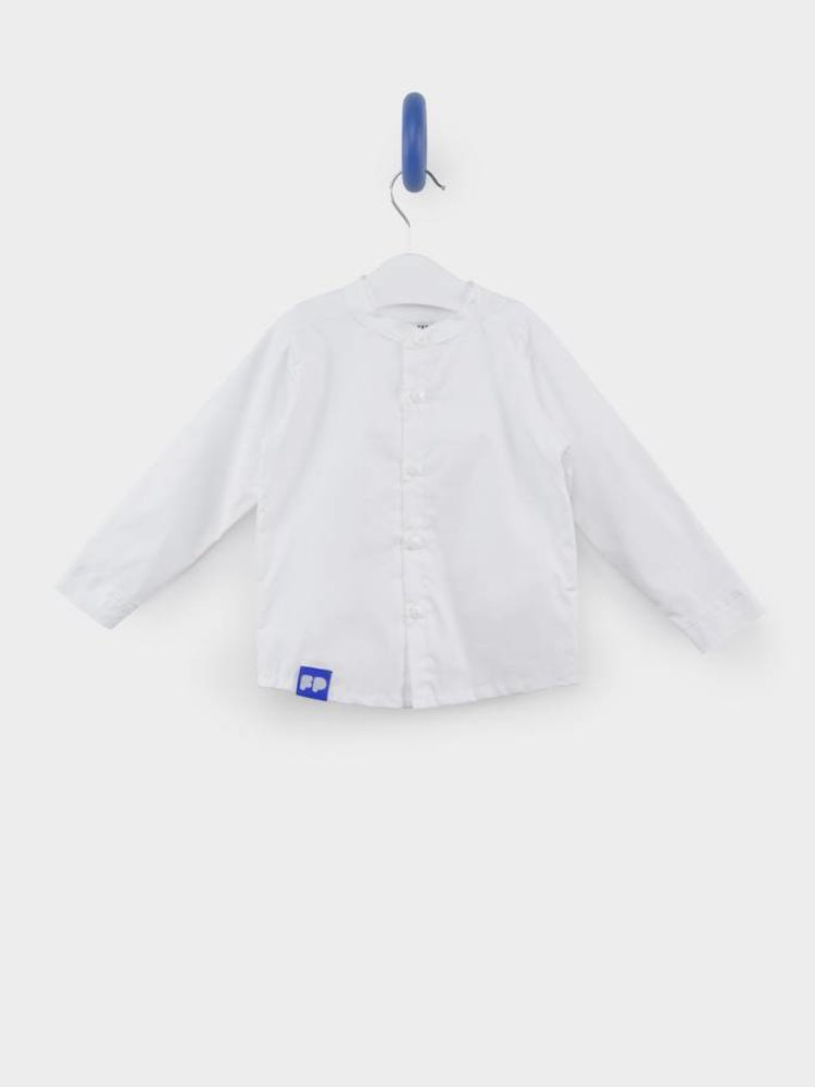From Paris PERSONALIZED - BOY WHITE SHIRT