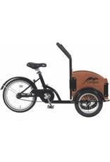 Popal Cangoo Mini Bakfiets 16 Zoll Kinderfahrrad Neue