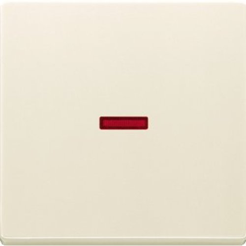 Busch-Jaeger schakelwip controlevenster (rood) Future Linear creme (1789-82)