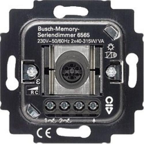 Bush-Jaeger tast/druk dimmer