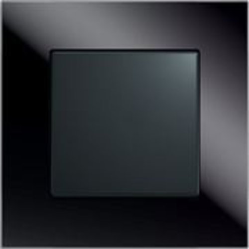 Carat glas/zwart