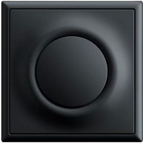 Impuls mat zwart