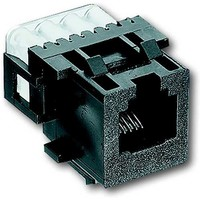modular jack connector 6-polig CAT3 (0210)