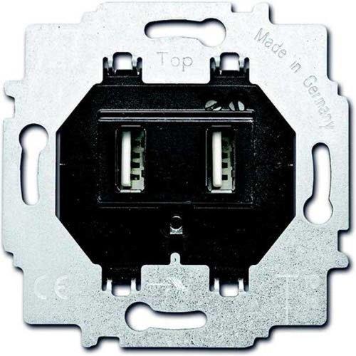 Bush-Jaeger USB wandcontactdoos