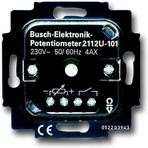 Bush-Jaeger potentiometer 1-10V