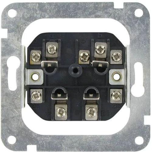Bush-Jaeger telefoon/ISDN wandcontactdoos