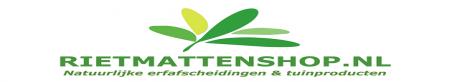 Rietmattenshop.nl natuurlijke erfafscheidingen en tuinproducten