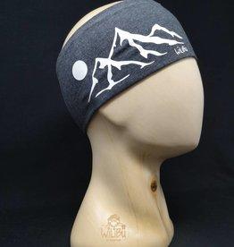 Stirnbänder mit Bergmotiv