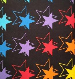 Sterne farbig
