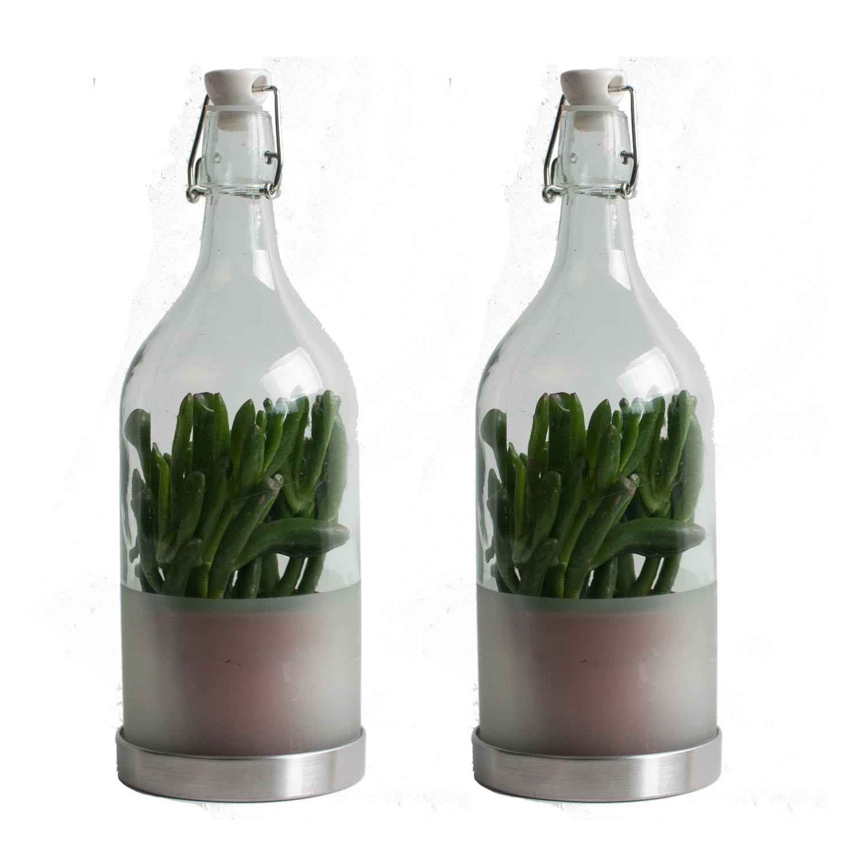 Duo Message in a bottle (9x14 cm)