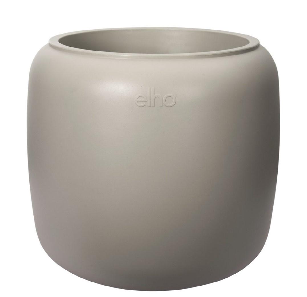ELHO ® Pure Beads Small Ø 40 (Balanced Beige) met Asplenium Parvati (FF049-PARVA27 - 39,2x55 cm)