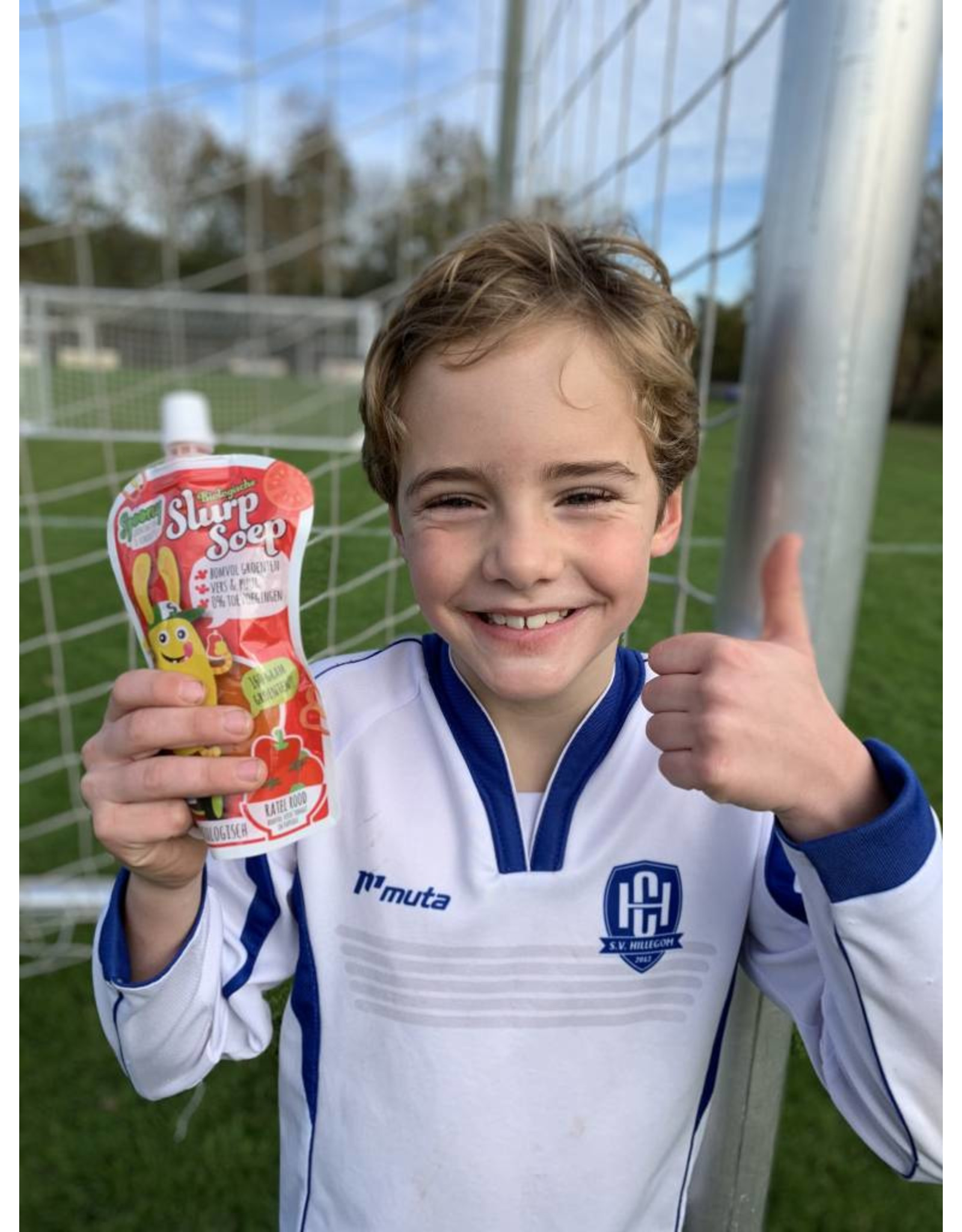 Spoony Slurp Soep - gezond gemak voor actieve kids