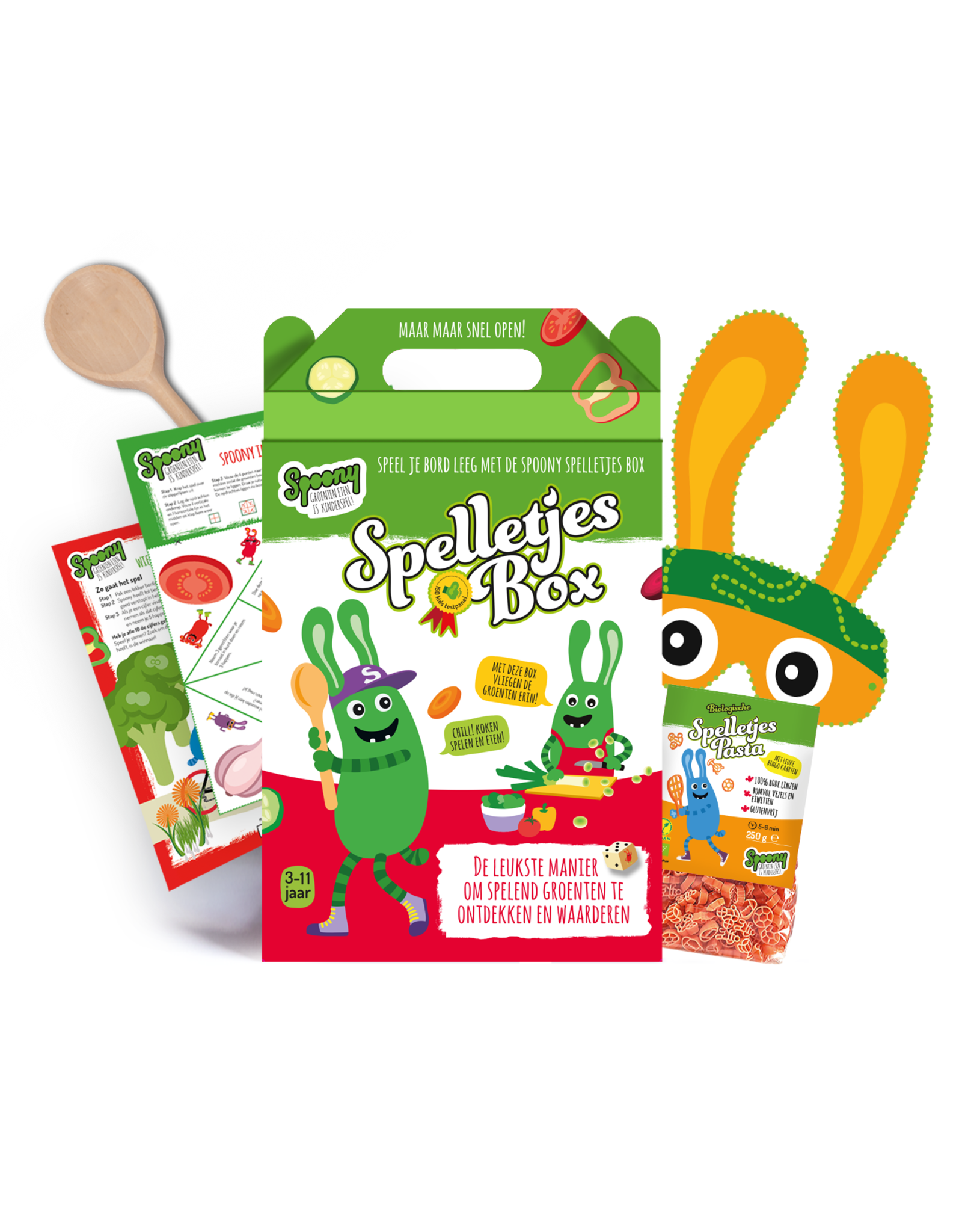 Ga op groenten ontdekkingstocht!