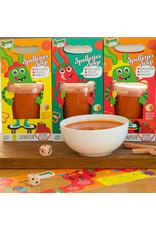 Pure kindersoep met minder zout én 3 bordspelletjes voor extra eet-pret!
