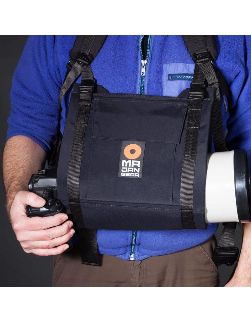 MrJanGear MrJanGear Lens Carrier System - Zwart