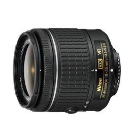 Nikon Nikon AF-P DX 18-55mm/F3.5-5.6G VR