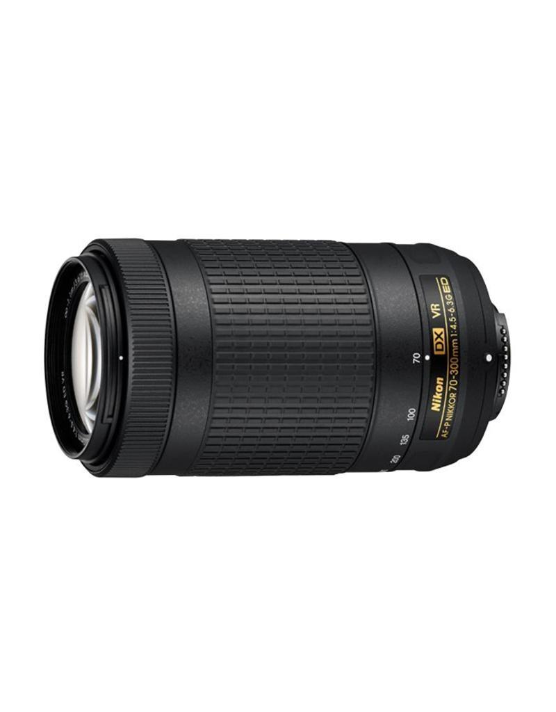 Nikon Nikon AF-P DX 70-300mm/F4.5-6.3 ED VR