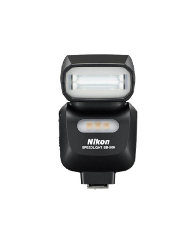 Nikon Nikon SB-500 flitser