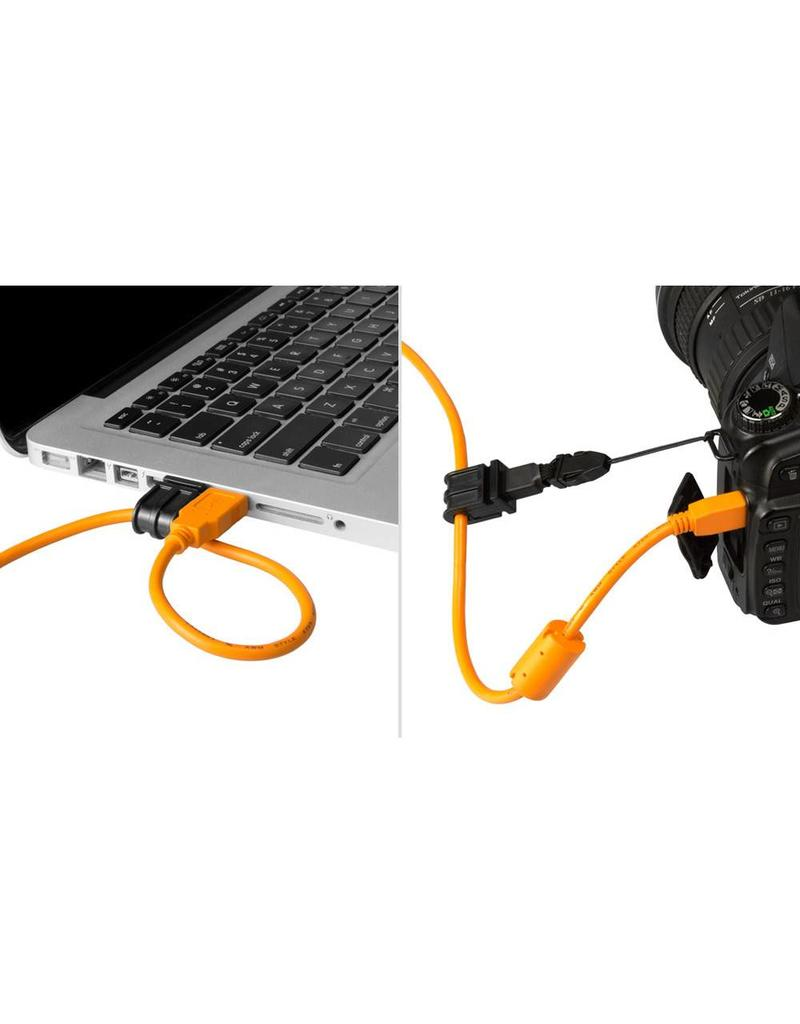 TetherTools TetherTools JerkStopper Tethering Kit w/ USB Mount