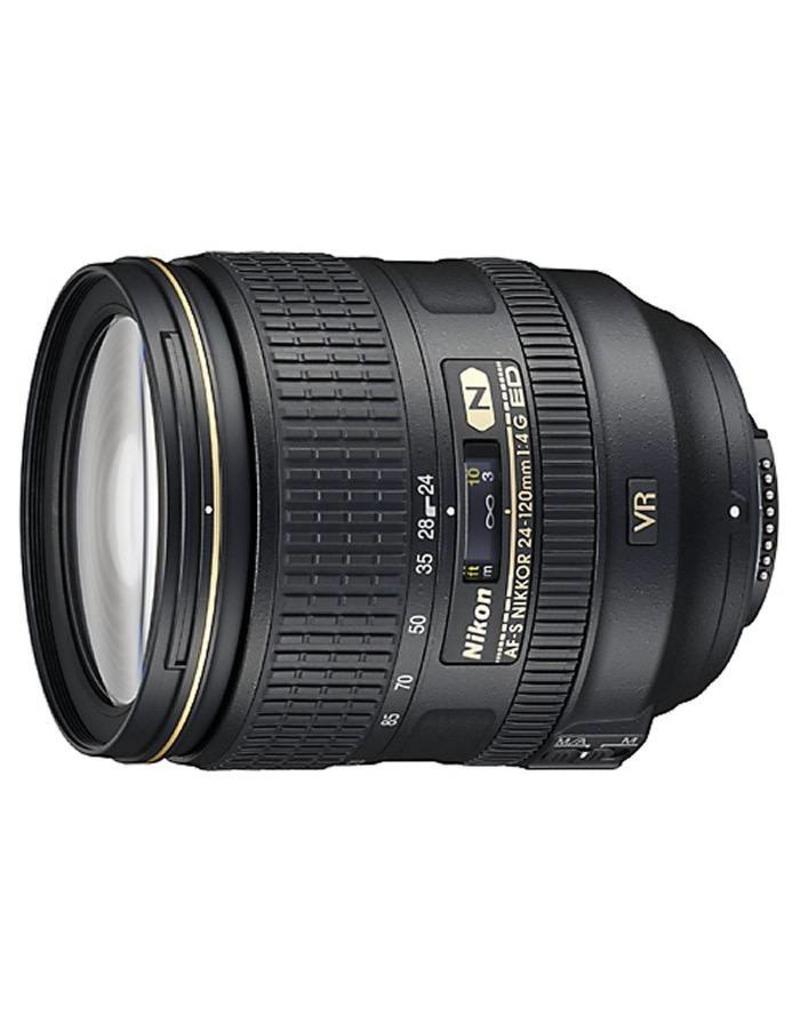 Nikon Nikon AF-S 24-120mm/F4.0G ED VR