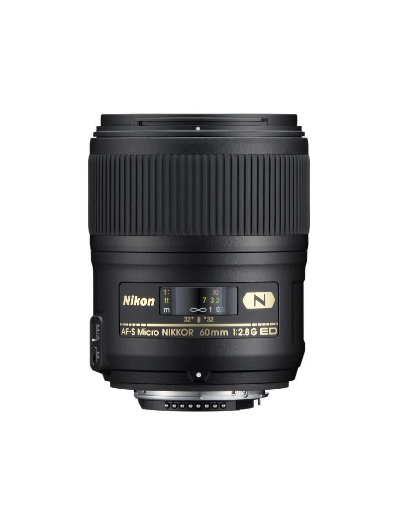 Nikon Nikon AF-S 60mm/F2.8G ED Micro