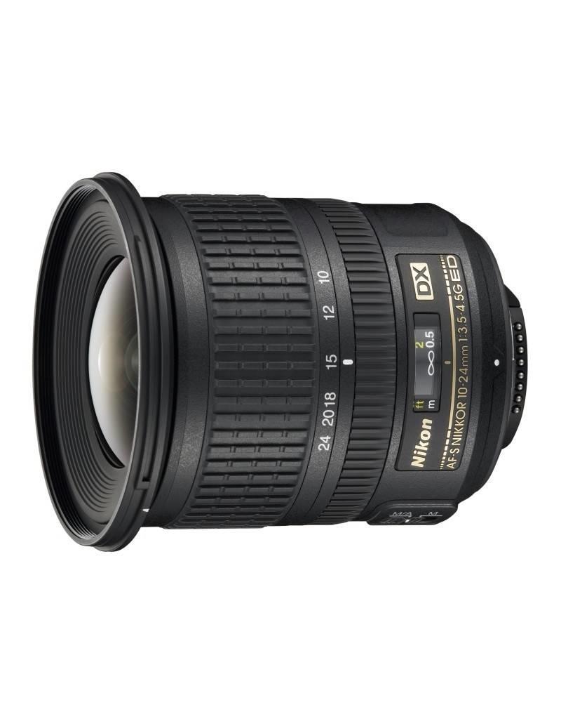 Nikon Nikon AF-S DX 10-24mm/F3.5-4.5G ED